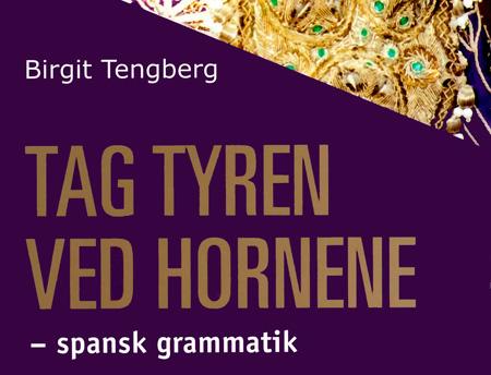 Spansk grammatikbog til gymnasier og aftenskoler
